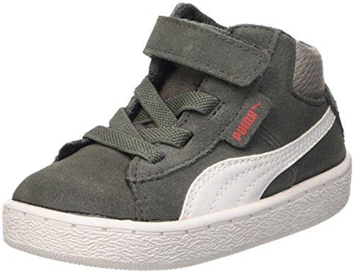 Puma 1948Mid V Inf, Sneaker da Bambini, Grigio (Dark Shadow/Bianco),