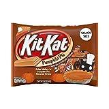 KitKat Pumpkin Pie Snack Size Crisp Wafers 9.8oz (277g)