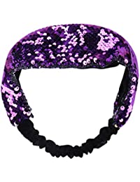 46d5f9a24cd De feuilles Chic-Chic 6PCS Baby Girls Knitting Headbands Flower Bow Turban  Hair Band Photography