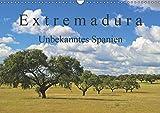 Extremadura - Unbekanntes Spanien (Wandkalender 2019 DIN A3 quer): Die Extremadura, das Herkunftslandand der spanischen Konquistadoren, verzaubert Sie ... (Monatskalender, 14 Seiten ) (CALVENDO Orte) - CALVENDO