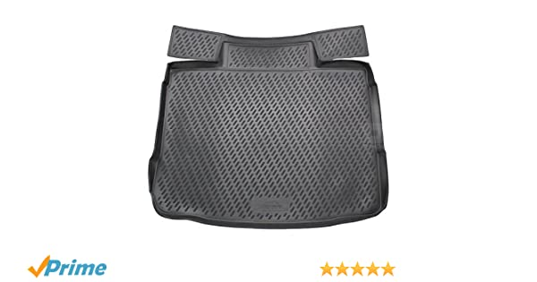 carmats4u To fit 3 Series GT 2013+ Fully Tailored PVC Boot Liner//Mat//Tray Black Carpet Insert F34