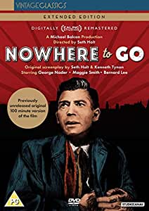 Nowhere To Go [DVD] [1958]