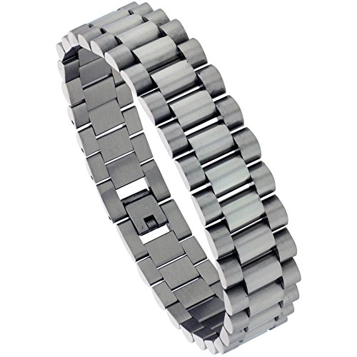 stainless-steel-mens-rolex-style-bracelet-16-mm-wide-85-inch-2159-centimeters-long