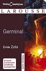 Germinal (Petits Classiques Larousse) de Émile Zola