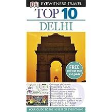 DK Eyewitness Top 10 Travel Guide: Delhi by Gavin Thomas (1-Nov-2012) Paperback