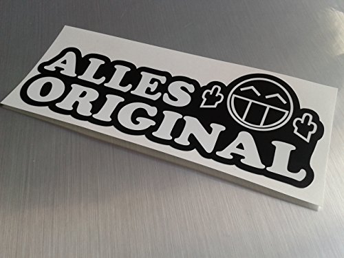 Alles Original Shocker Hand Auto Aufkleber JDM Tuning OEM DUB Decal Stickerbomb Bombing fun w (Hand-aufkleber)