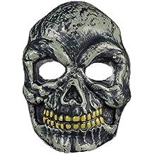 Namgiy Máscara de Halloween Fiesta, Disfraces, Disfraces, Cosplay, Adultos, máscara clásica