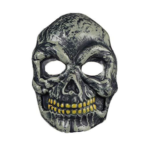 Tonpot Halloween Kostüm Maske Horror Karnevals Maske Karneval Cosplay Party Demo Maske