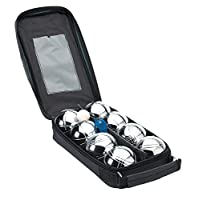 Chrome Boules Set (Pack of 8)
