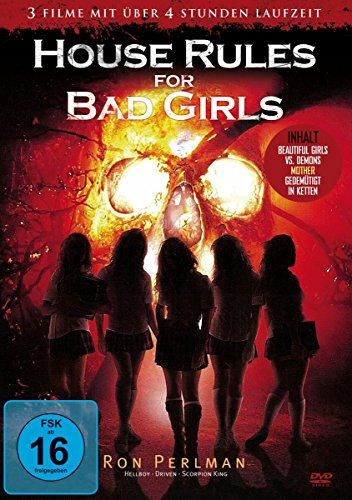 House Rules for Bad Girls (3 FilmeBox-Edition)