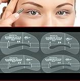 Augenbrauen SchablonenSet