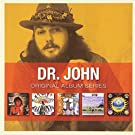 Original Album Series : Gris Gris / Babylon / The Sun Moon and Herbs / Dr. John's Gumbo / In the Right Place (Coffret 5 CD)