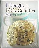 1 Dough - 100 Cookies