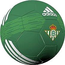 adidas Betis Ball Balón de Fútbol, Unisex adulto, Verde (Verde / Verint / Blanco), 5