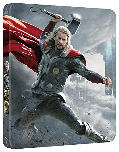 Thor: el Mundo Oscuro (Caja metálica) [Blu-ray]