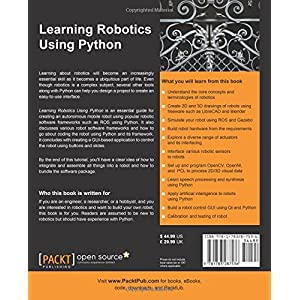 Let S Play Download And Read Learning Robotics Using Python Book Pdf