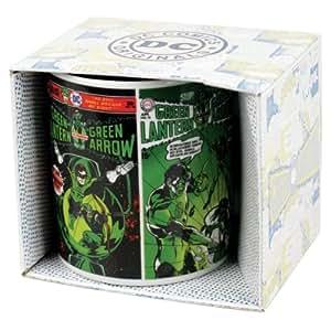 Green Lantern - Mug Comic Covers