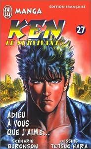 Hokuto No Ken - Ken le survivant Edition simple Tome 27