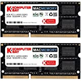 Komputerbay MACMEMORY 16GB Dual Channel Kit 2x 8GB 204pin 1.35v DDR3-1867 SO-DIMM 1867/14900S (1867MHz, CL13) for Apple iMac 27 5K (Late 2015)