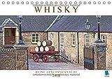 Whisky: Reine Geschmacksache (Tischkalender 2018 DIN A5 quer): Whisky: Vom Feld ins Fass und dann ins Glas des Genießers (Monatskalender, 14 Seiten ) (CALVENDO Orte)