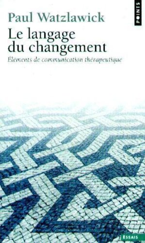 Le langage du changement