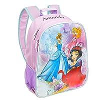 Official Disney Princess Light Up Backpack School Rucksack 2016