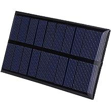 Cewaal 5V 1W Mini Portatile Batteria Di Energia Di Silicio Di Sunpower Di  DIY Pannello Epossidico