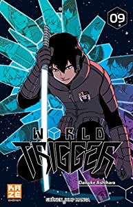 World Trigger Edition simple Tome 9