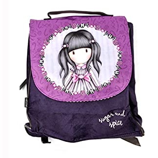 Gorjuss- Mochila Sugar&Spice, Color Rosa (82233623580)