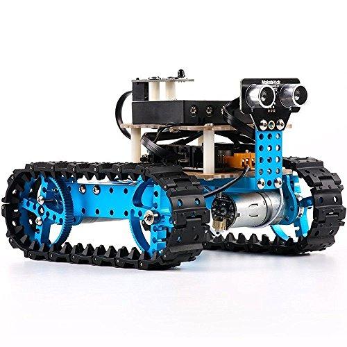 Preisvergleich Produktbild Makeblock Starter Roboter Kit, Roboter Spielzeug für das Lernen Robotik, Elektronik und Arduino Programmierung (IR Version)