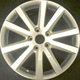 Original VW Alloy Wheel Centre Cap Satin Black High Chrome - 3B7601171 XRW