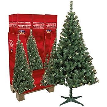 k nstlicher weihnachtsbaum mit beleuchtung 180 cm hoch. Black Bedroom Furniture Sets. Home Design Ideas