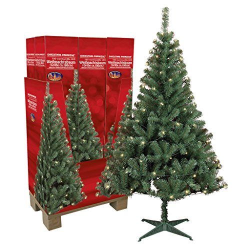 Künstlicher Tannenbaum 180.Künstlicher Tannenbaum Mit Beleuchtung Im Test überblick 2018 Die