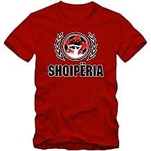 Albanien EM 2016 #2 T-Shirt | Herren |Trikot |Nationalmannschaft | Shqiperia © Shirt Happenz