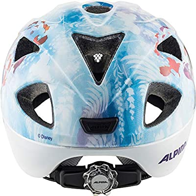 Alpina Girls Ximo Disney Frozen 2 Bicycle Helmet 49-54 cm by ALPINA SPORTS GmbH