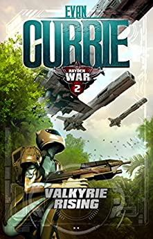 Valkyrie Rising (On Silver Wings Book 2) by [Currie, Evan]