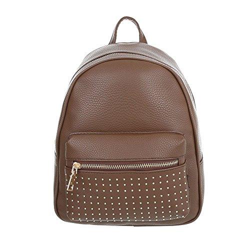 Taschen Freizeittasche Braun