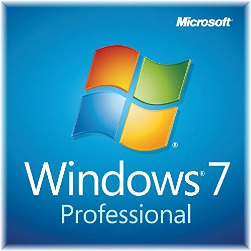 Windows 7 Professional DVD 64 Bit + Aufkleber + Lizenschlüssel