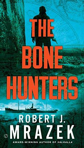 The Bone Hunters (A Lexy Vaughn & Steven Macauley Novel) Phoenix Bone China