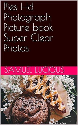 Pies Hd Photograph Picture book Super Clear Photos (English ()