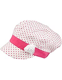 100% Cotton Spring Summer SUN hat cap for GIRLS with UV+50 SUN PROTECTION