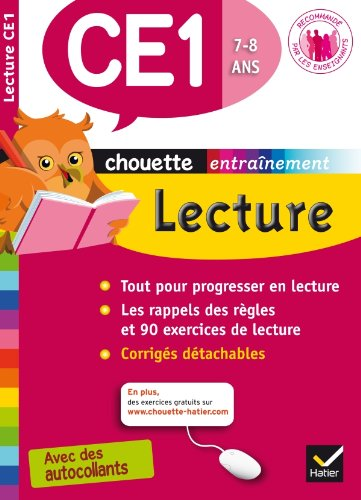 Chouette - Lecture CE1