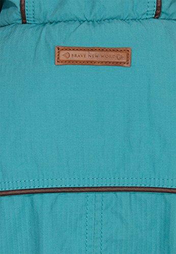 Damen Jacke Naketano Schlaubär Jacke Turquoise