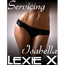Servicing Isabella (Steps to Submission Book 2)
