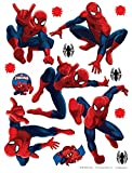 AG Design - Marvel Spider-Man – Wandsticker – Wandtattoo – Wandaufkleber – Selbstklebend – Bunt - 30 x 30 cm - DKs 1090
