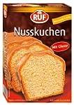 Ruf Nußkuchen Backmischung, 1er Pack...