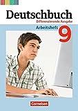 Deutschbuch - Zu allen differenzierenden Ausgaben: 9. Schuljahr - Arbeitsheft mit Lösungen