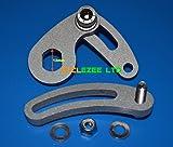 Coppia di braccioli per bicicletta/Pedelec-Kit di conversione 12 mm con assi.