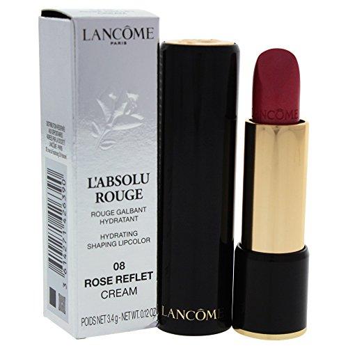 Lancome L'Absolu Rouge Cream 08 Rose Reflet