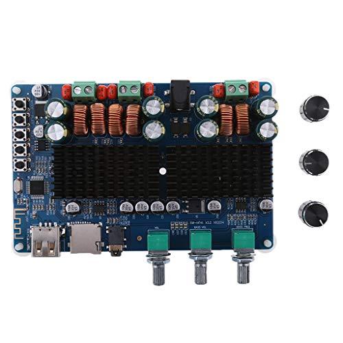 P Prettyia TPA3116 (50W + 50W) Digital Stereo Subwoofer Leistung Verstärker Brett, Wireless Bluetooth V4.0 -